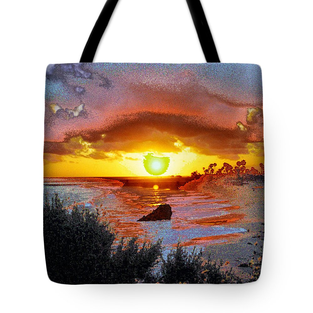 Sun Tote Bag featuring the photograph Freedom of Being by Andre Aleksis