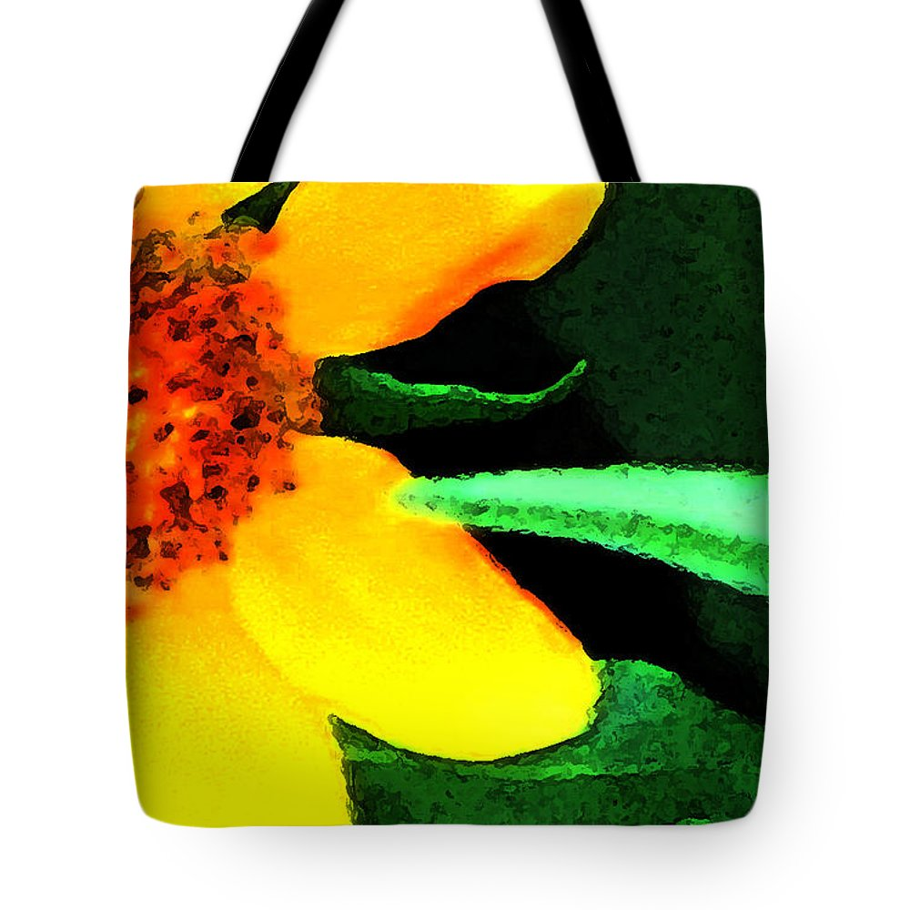 Ron Tackett Tote Bag featuring the photograph Freud Knows by Ron Tackett