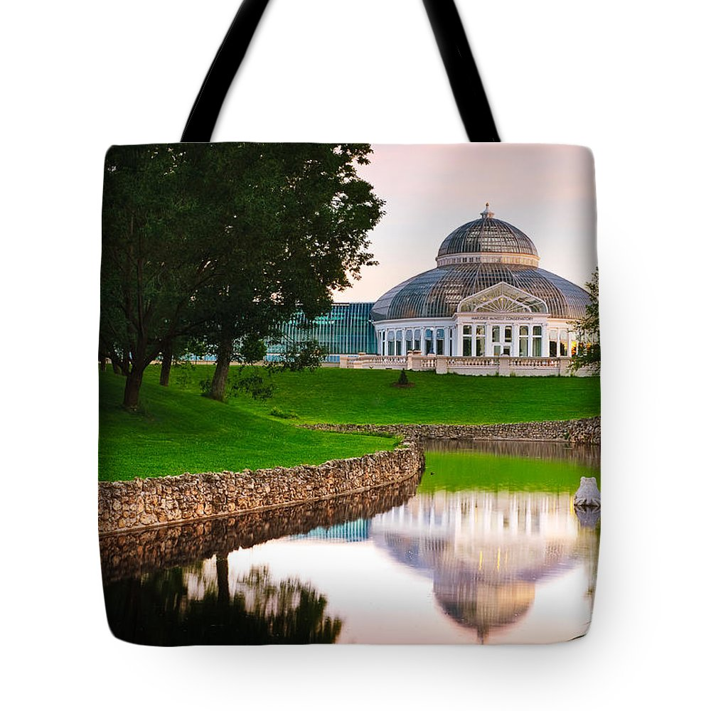 America Tote Bag featuring the photograph Frog Pond by Joe Mamer