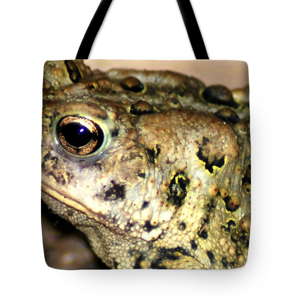 Tote Bag featuring the photograph Frown by Optical Playground By MP Ray