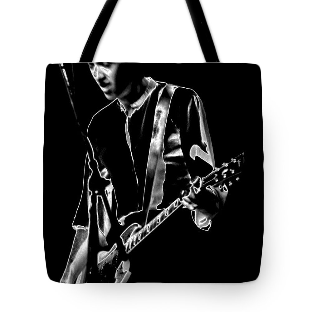 Gary Pihl Tote Bag featuring the photograph Gary Pihl In 1978 by Ben Upham
