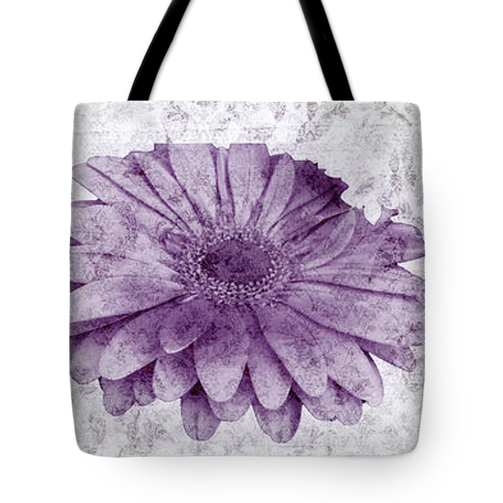 #flower Tote Bag featuring the photograph Gerbera Daisies by Debbie Nobile