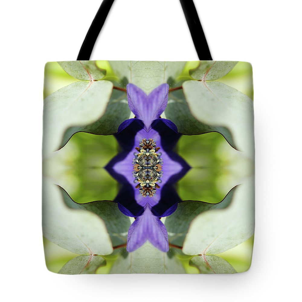 Tranquility Tote Bag featuring the photograph Gerbera Flower by Silvia Otte