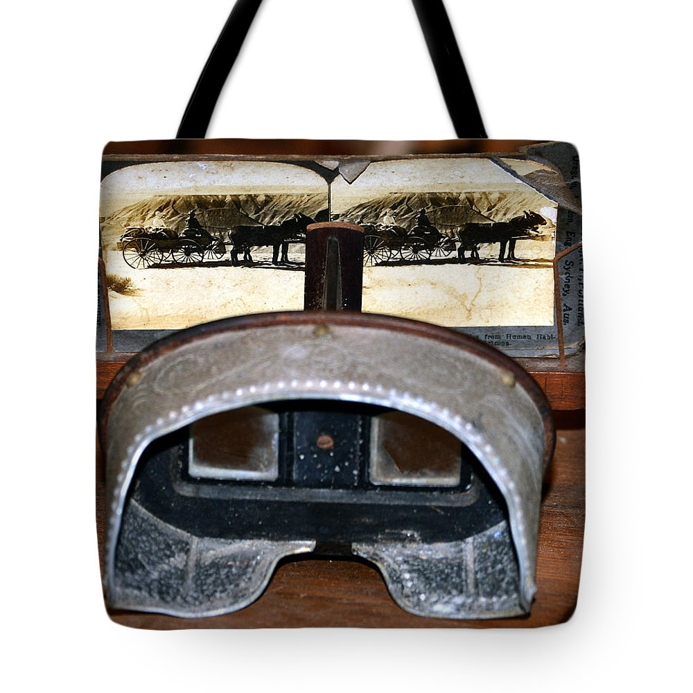 Tote Bag featuring the photograph Gggggf by David Lee Thompson