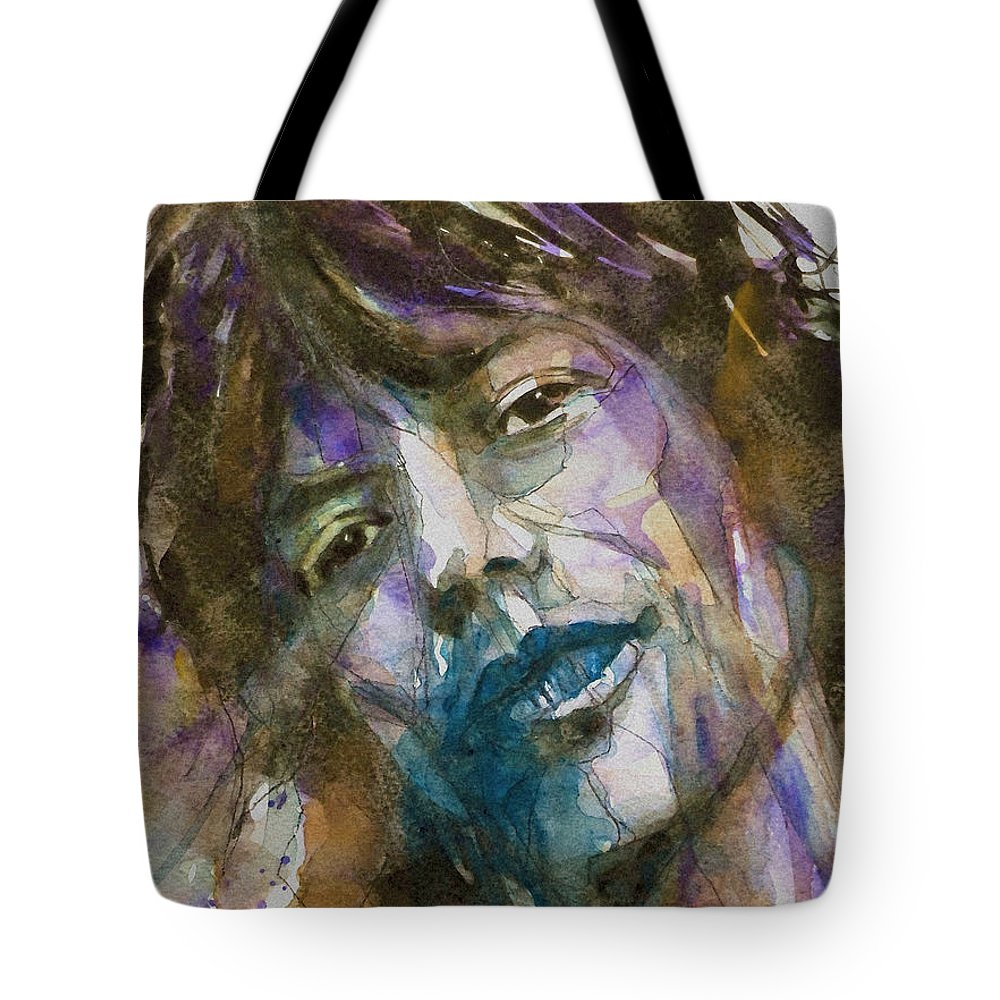 Rolling Stone Magazine Tote Bags