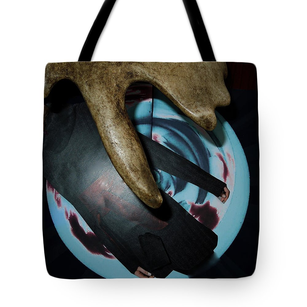 Colette Tote Bag featuring the photograph Global World Works by Colette V Hera Guggenheim