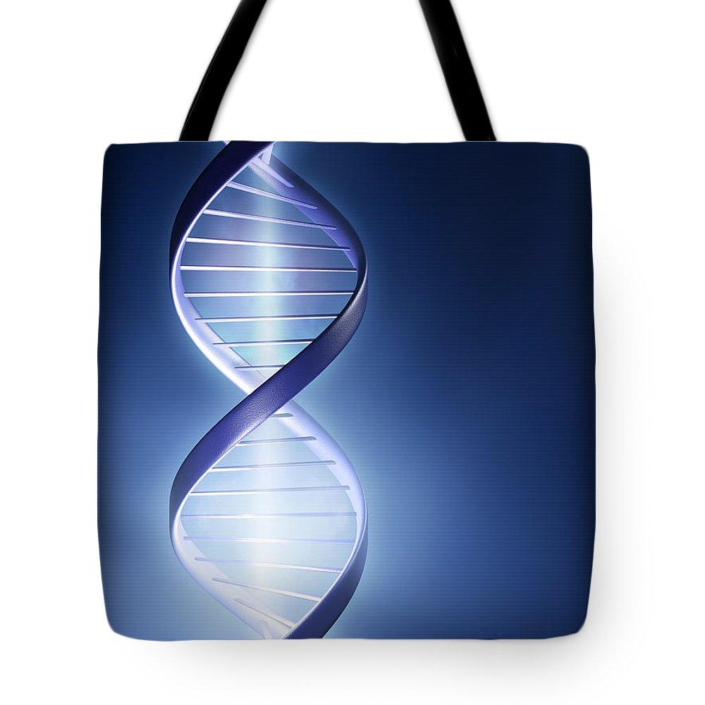 Gene Photographs Tote Bags