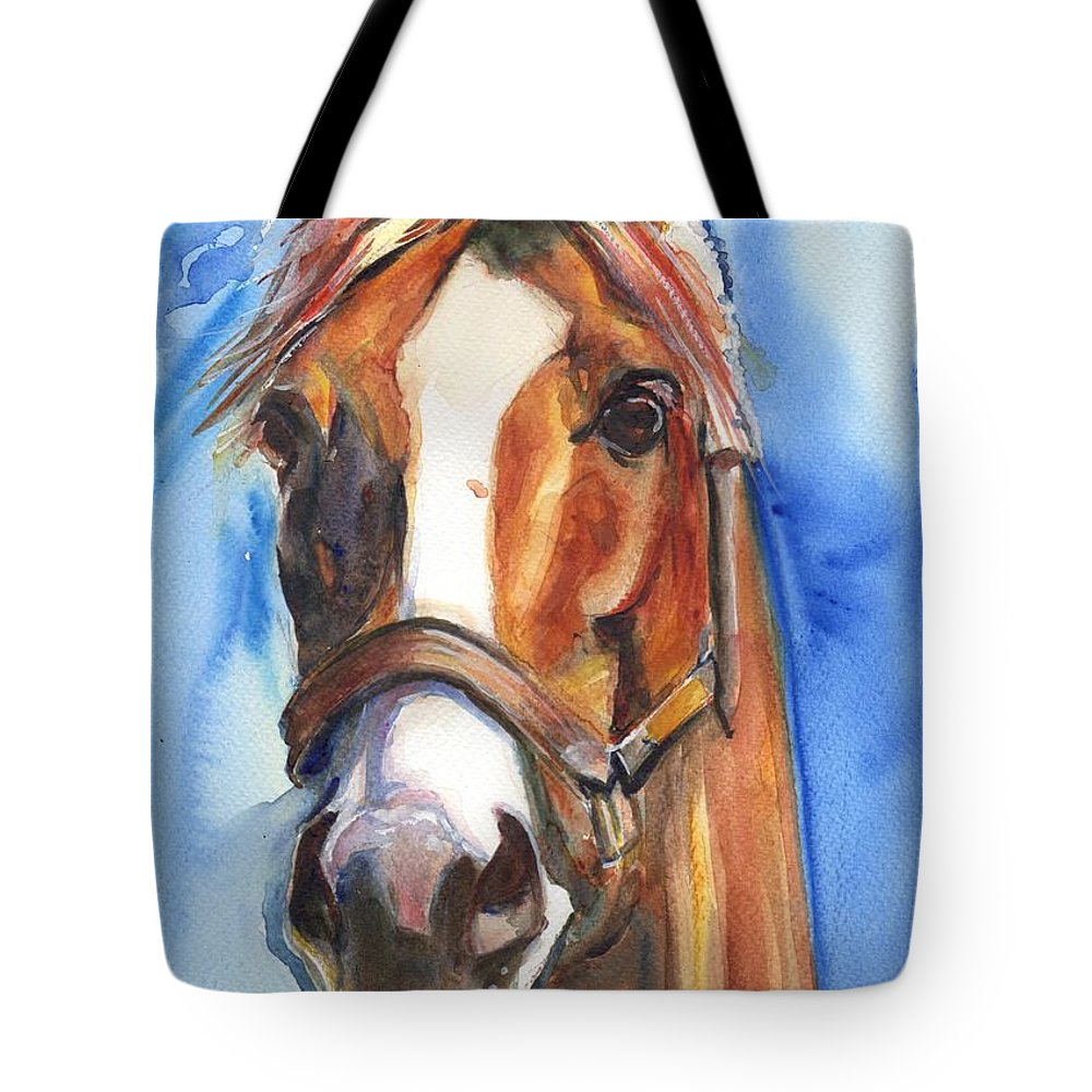 Equestrian Tote Bags