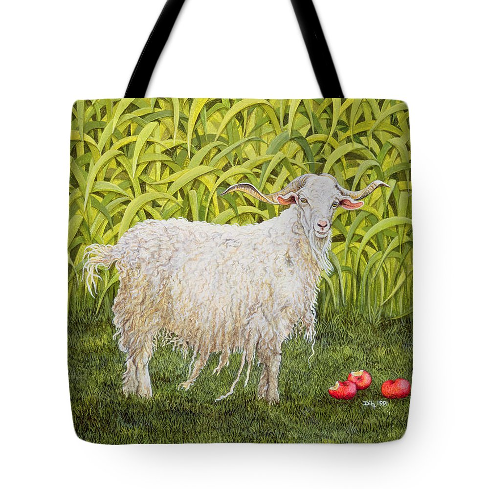 Goat Tote Bags