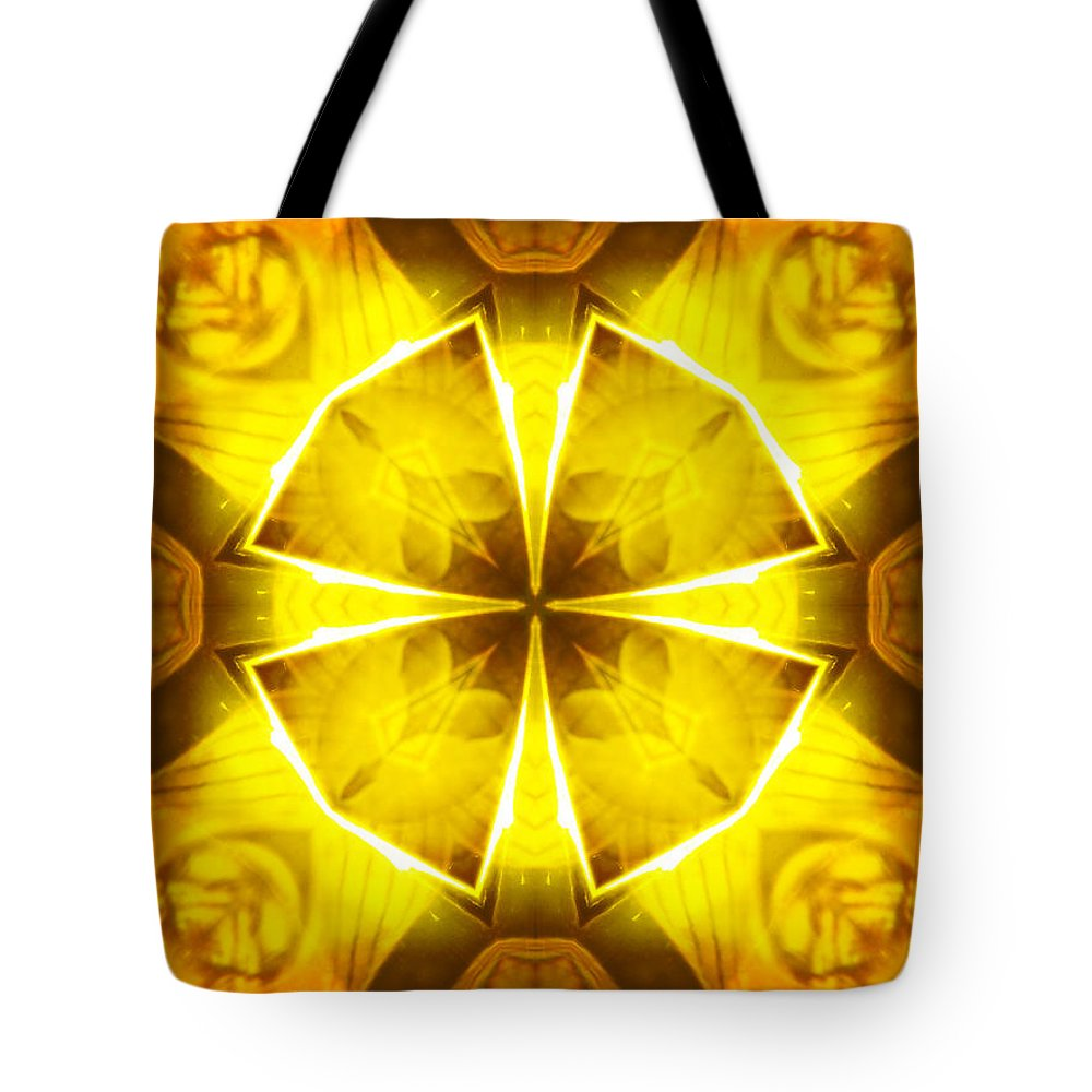 Gold Tote Bag featuring the photograph Golden Harmony - 4 by Shawna Rowe