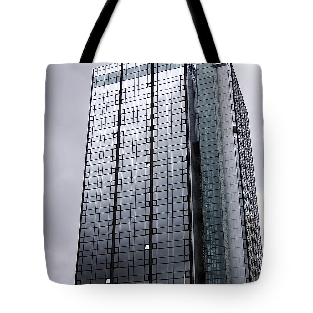Twin Tote Bag featuring the photograph Gothia Tower by Antony McAulay