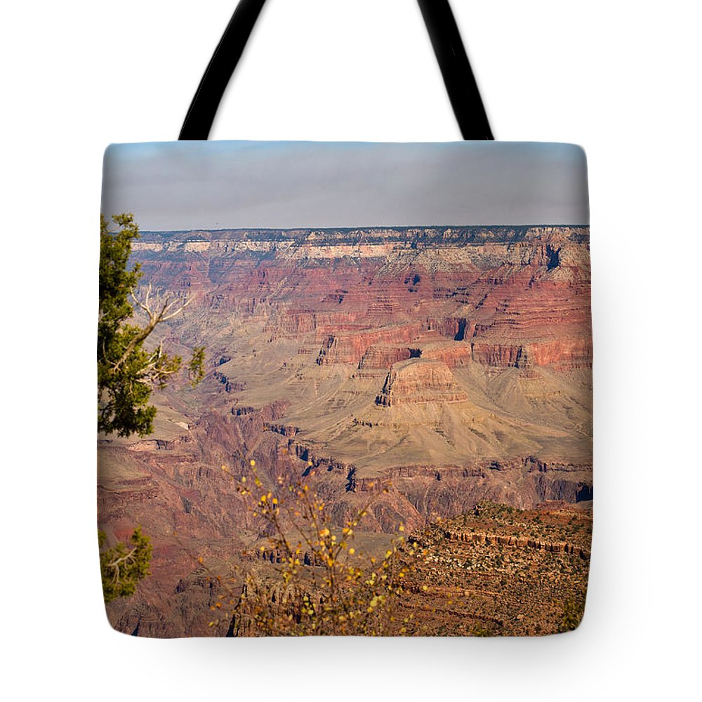 Grand Tote Bag featuring the photograph Grand Canyon 30 by Douglas Barnett