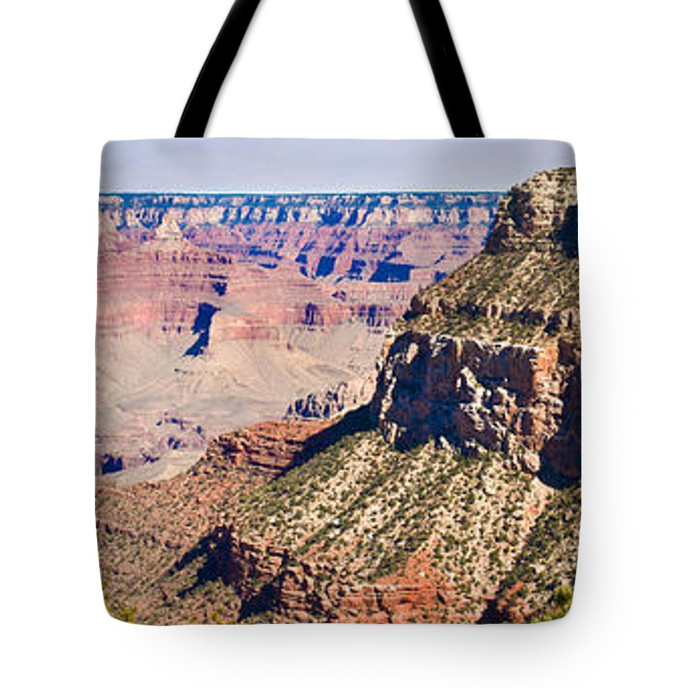 Grand Tote Bag featuring the photograph Grand Canyon 50 by Douglas Barnett