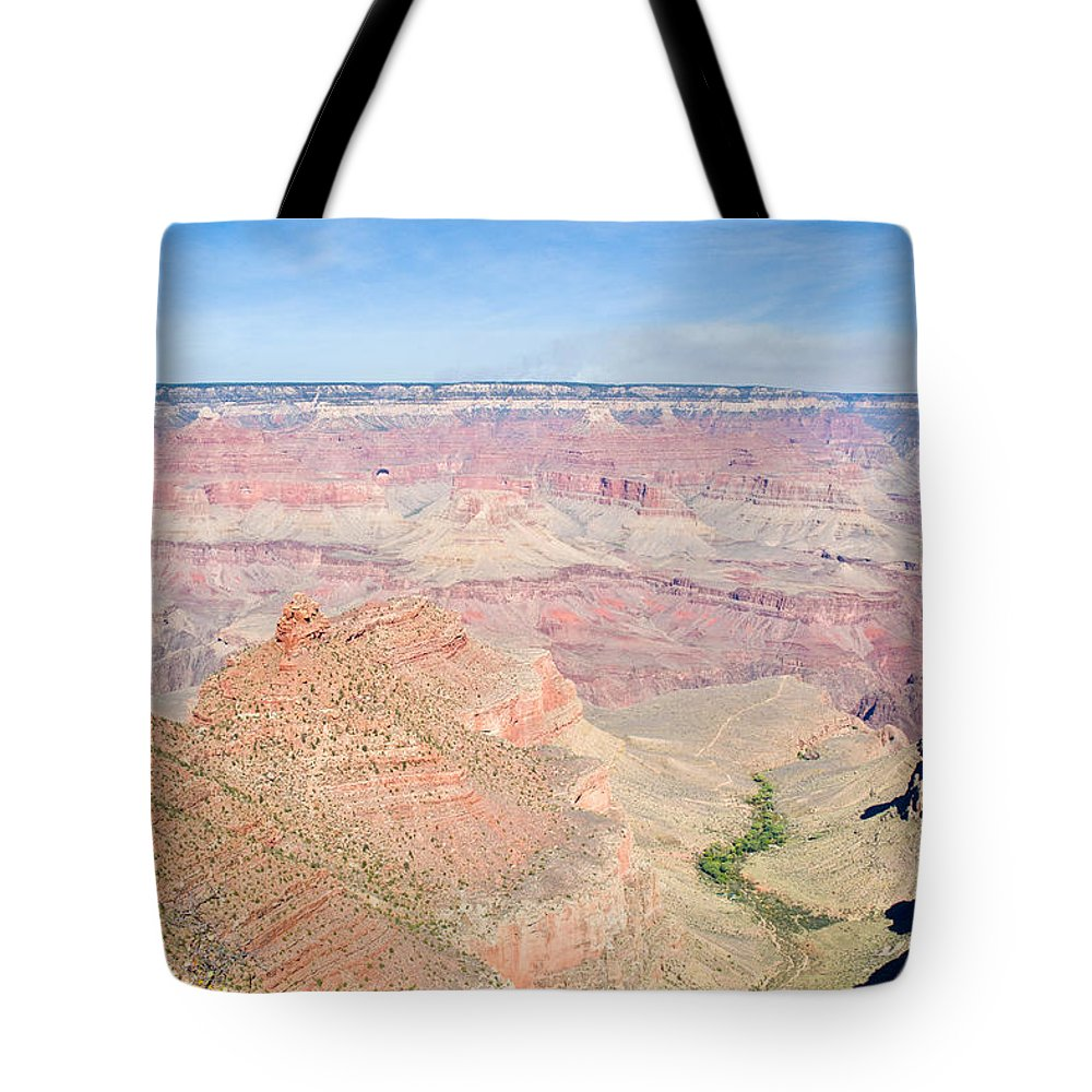 Grand Tote Bag featuring the photograph Grand Canyon 51 by Douglas Barnett