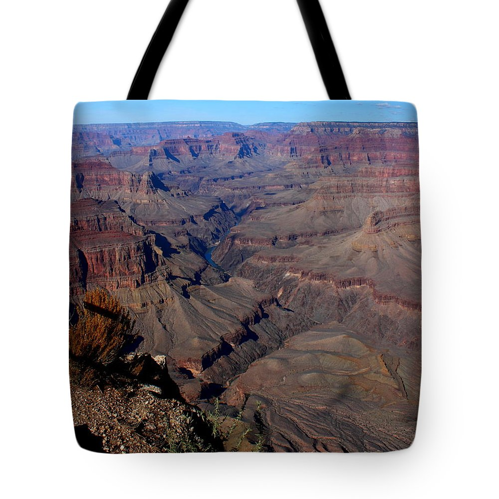 Grand Inspiring Landscape Tote Bag featuring the photograph Grand Inspiring Landscape by Patrick Witz
