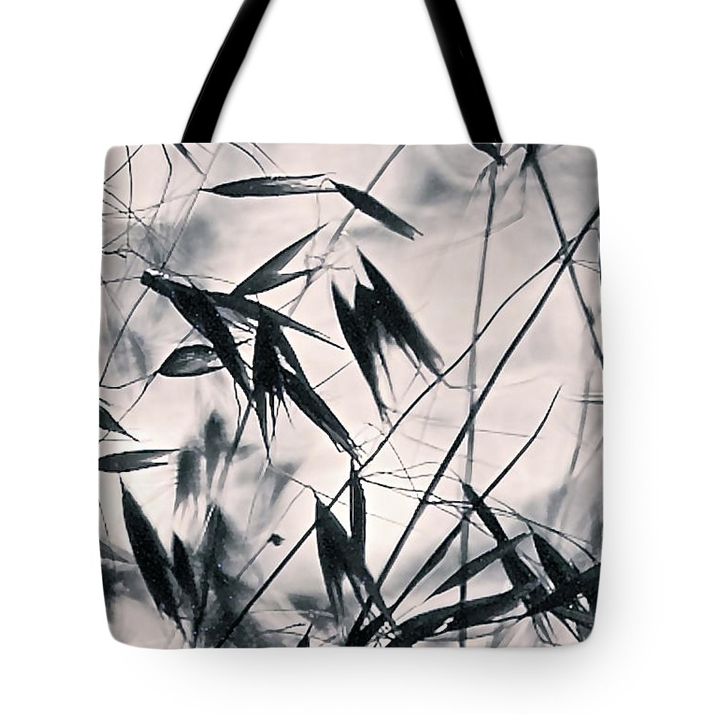 Grass Tote Bag featuring the photograph Grass 2 by Jocelyn Kahawai