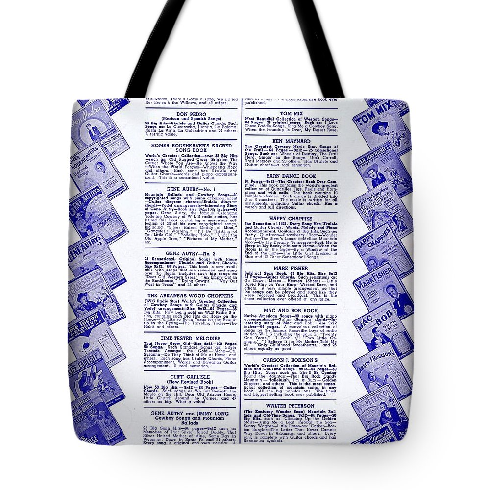 Nostalgia Tote Bag featuring the photograph Greatest Selling Books by Mel Thompson