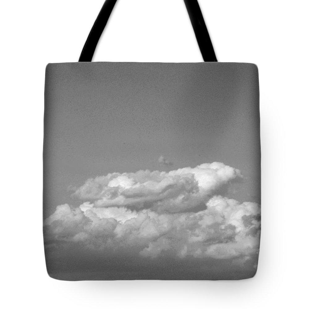 Tote Bag featuring the photograph Grey by John J Calhoun