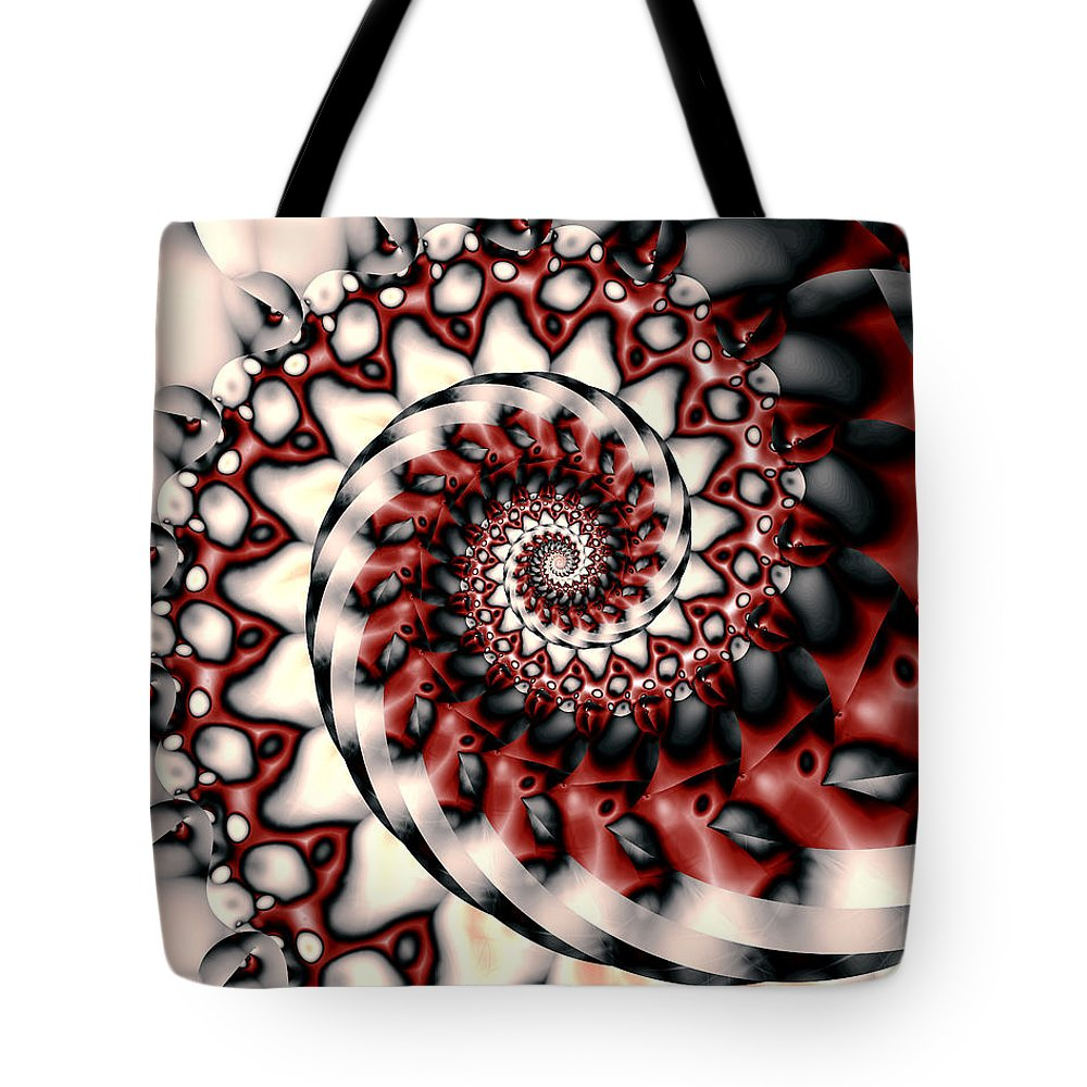 Fine Art Tote Bag featuring the photograph Grinder by Kevin Trow