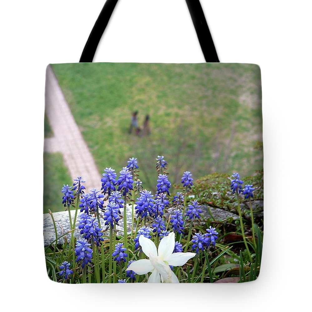 Child Tote Bag featuring the photograph Growing by Marc Philippe Joly