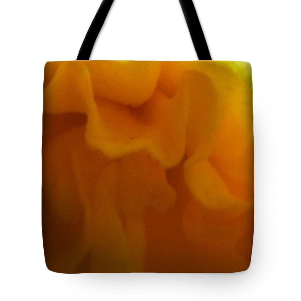 Flowers Tote Bag featuring the photograph H Na Daffodil by Dale Crum