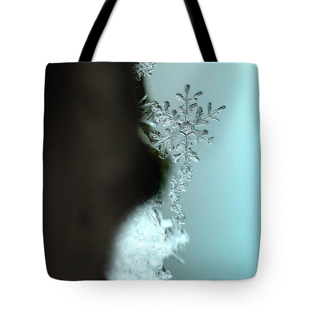 Macro Tote Bag featuring the photograph Hanging Out by Rob Blair