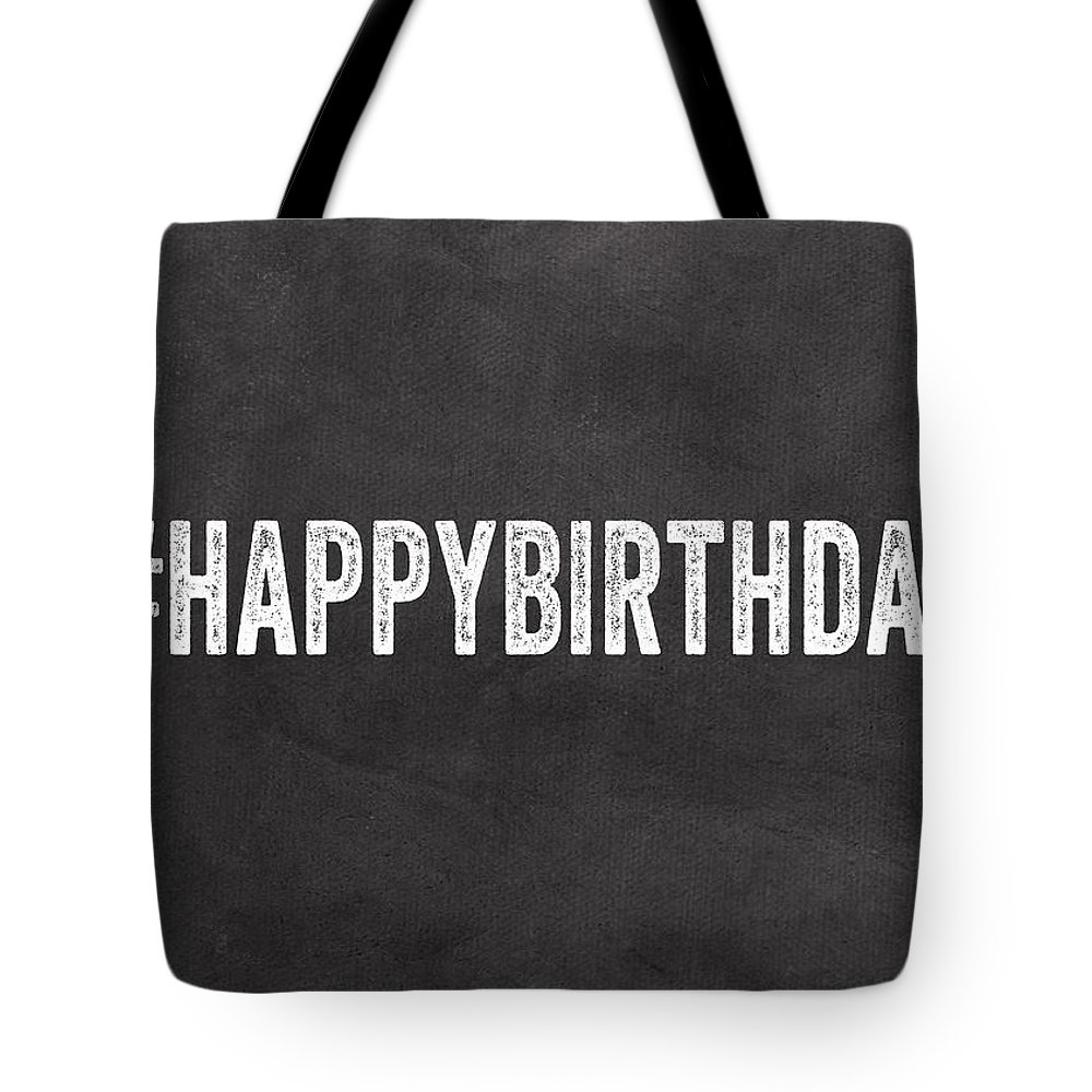 Happy birthday card greeting card tote bag for sale by linda woods birthday tote bag featuring the mixed media happy birthday card greeting card by linda woods m4hsunfo
