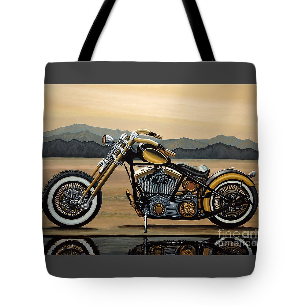 Harley davidson sportster tote bags fine art america harley davidson sportster tote bags kristyandbryce Image collections