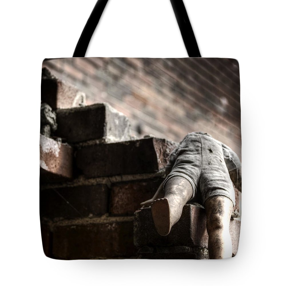 Headless Tote Bag featuring the photograph Headless by Margie Hurwich
