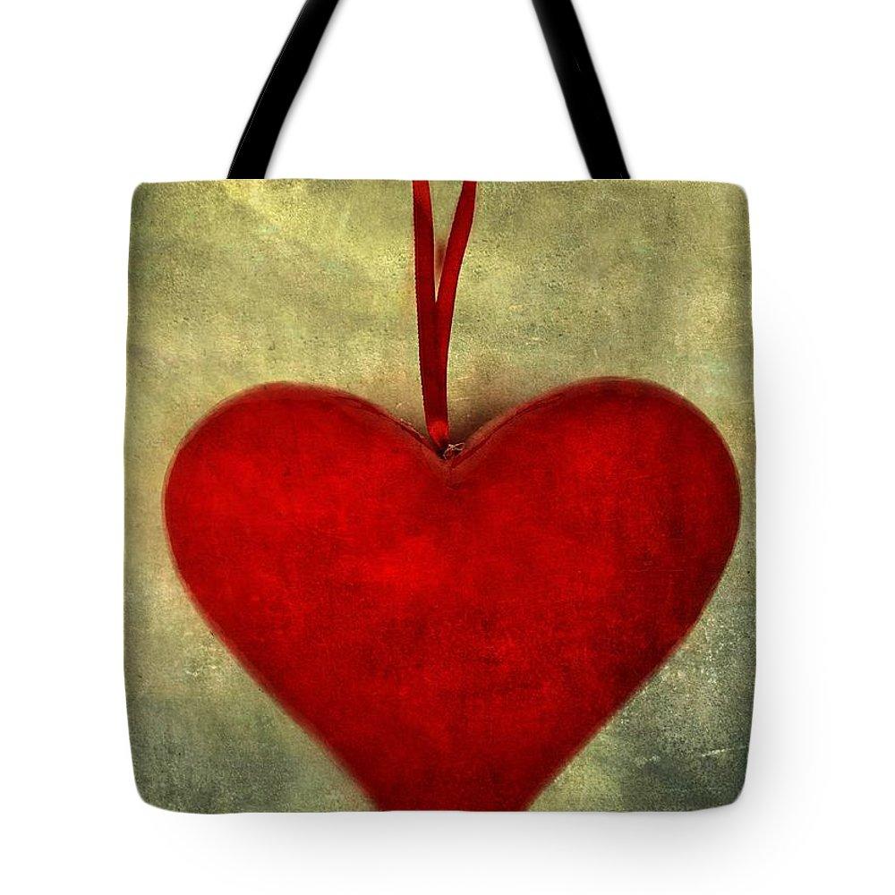 Love Tote Bag featuring the photograph Heart Shape by Bernard Jaubert