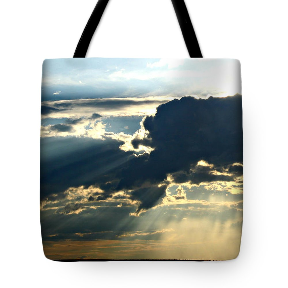 Heaven Tote Bag featuring the photograph Heavenly by Tina Meador