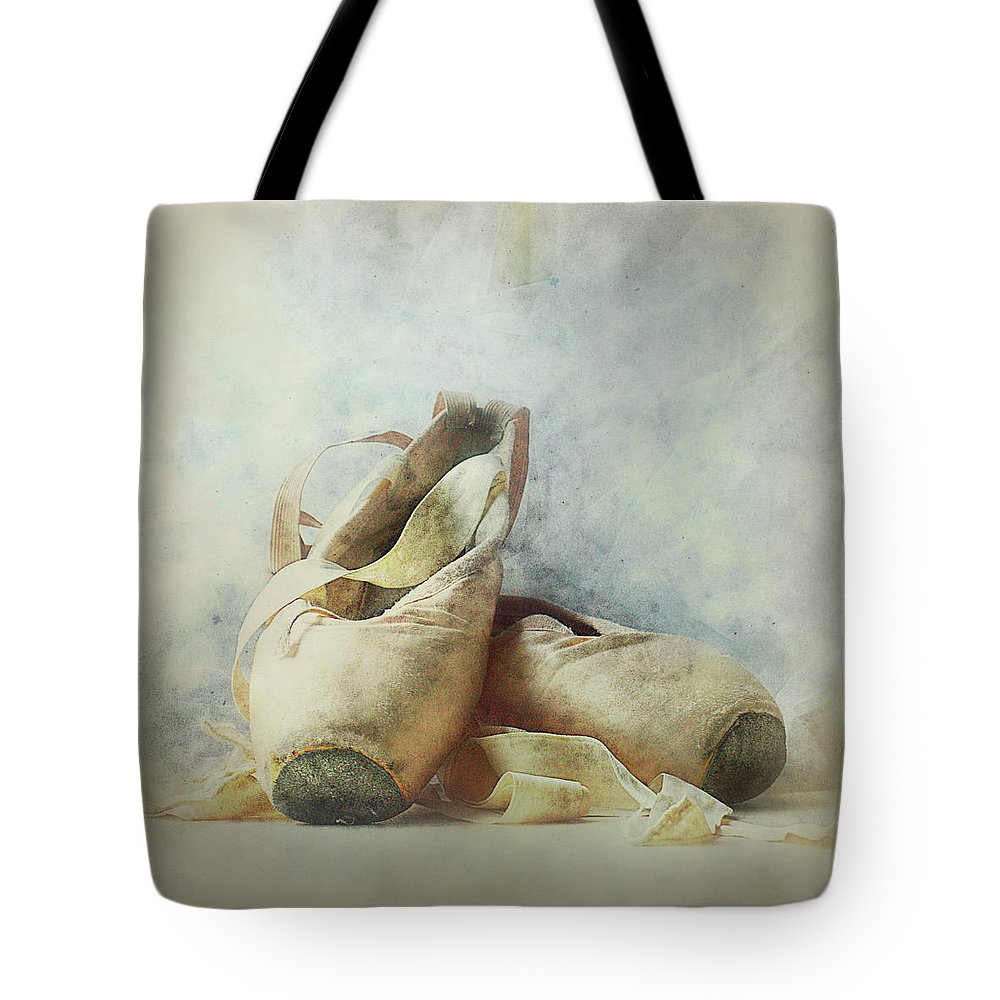 Netherlands Tote Bag featuring the photograph Her Life, Her World....her Shoes by Bob Van Den Berg Photography