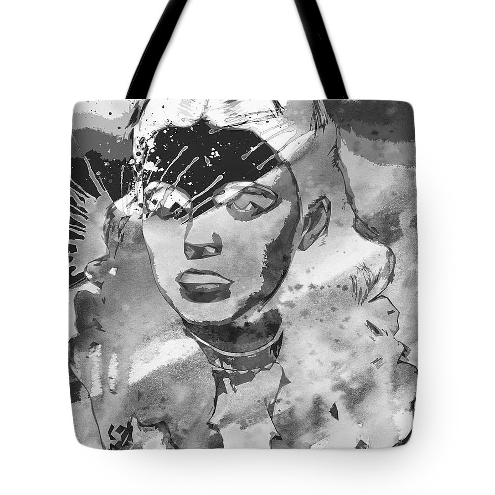 Wizard Of Oz Tote Bag featuring the photograph Hey Judy by The Artist Project