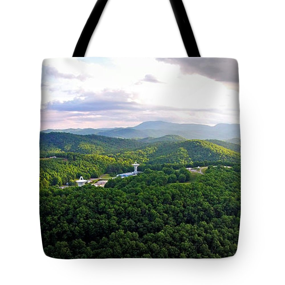 High Country Tote Bag featuring the photograph High Country 1 In Wnc by Duane McCullough