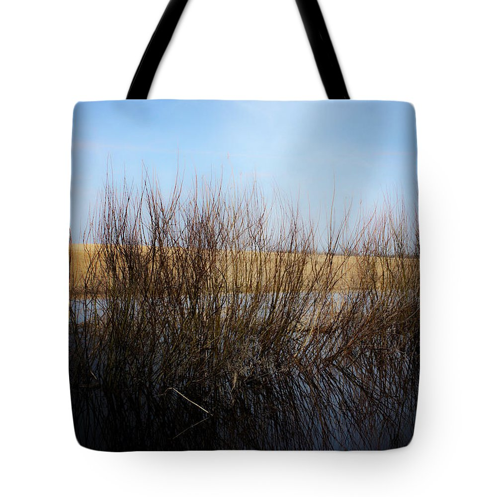 Landscapes Tote Bag featuring the photograph Highway Seven by The Artist Project