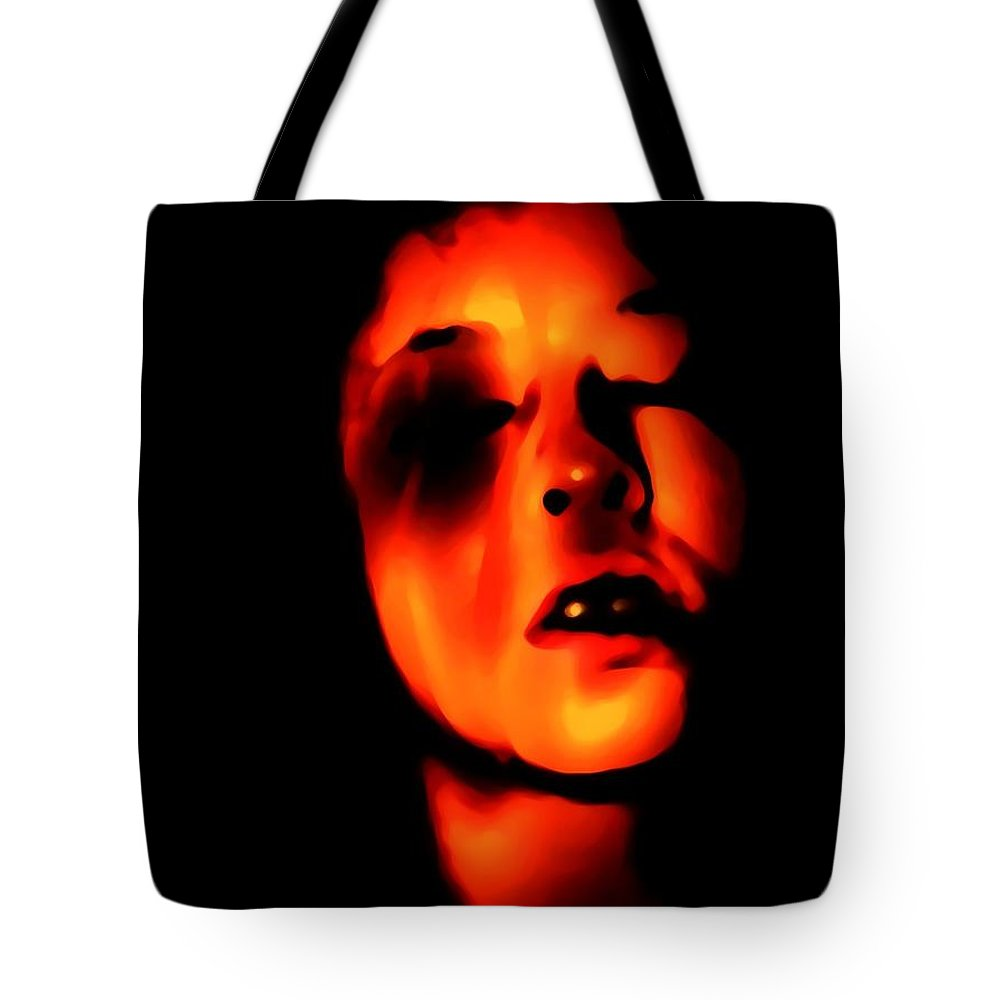 Honey Tote Bag featuring the photograph Honey by Jessica Shelton