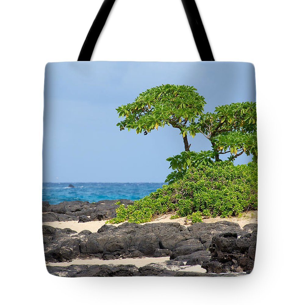 Honolulu Tote Bag featuring the photograph Honolulu Hi 8 by Richard J Cassato