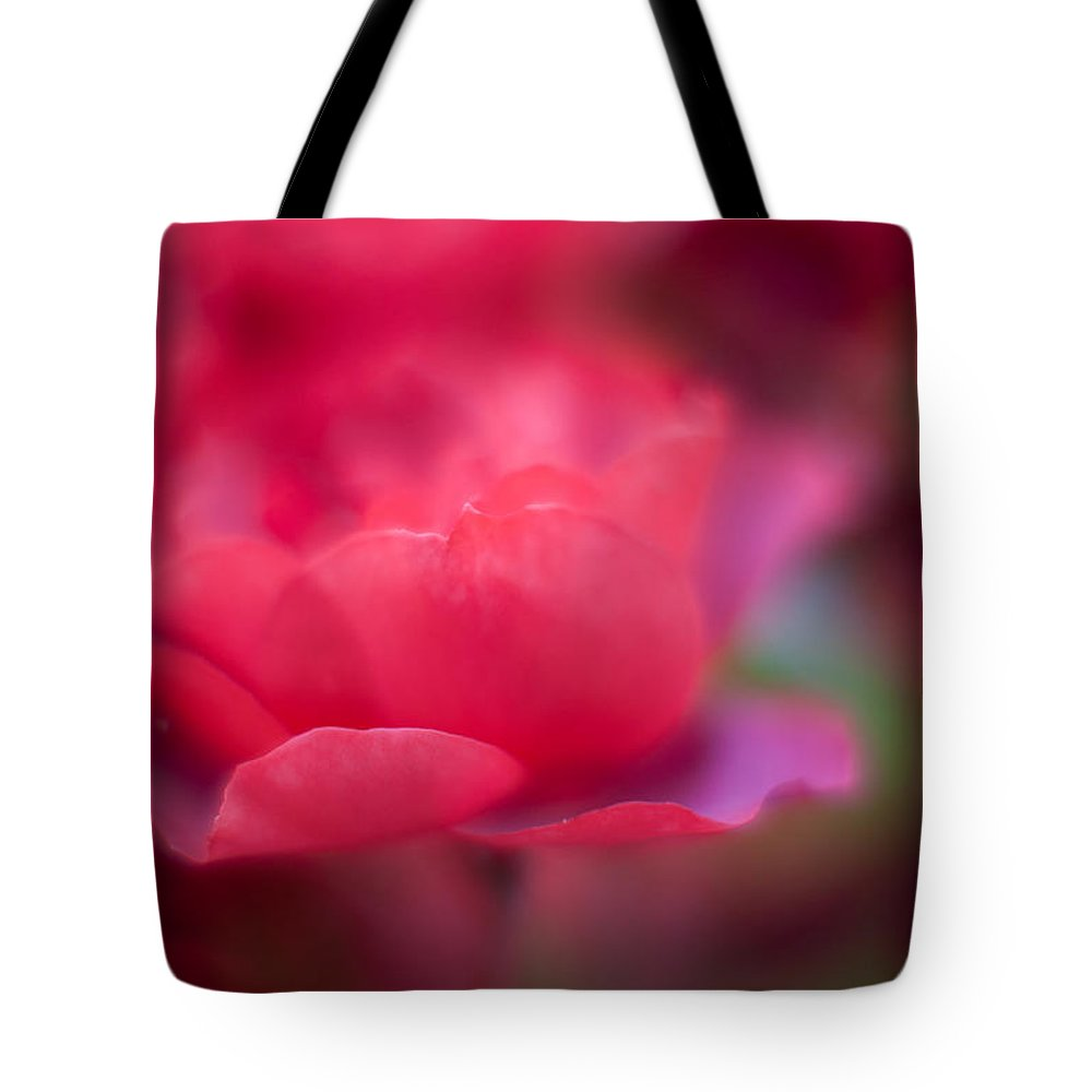 Rose Tote Bag featuring the photograph Hot Cocoa Palette by Mike Reid