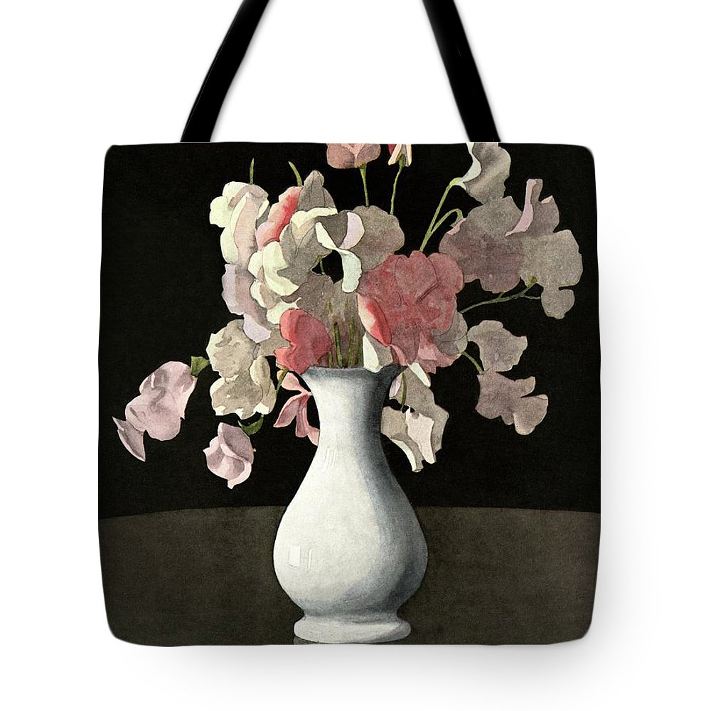 House And Garden Tote Bag featuring the photograph House And Garden Interior Decoration Number by Andre E. Marty