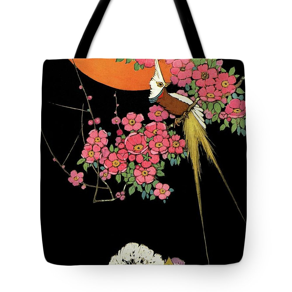 House And Garden Tote Bag featuring the photograph House And Garden Spring Gardening Guide by H. George Brandt