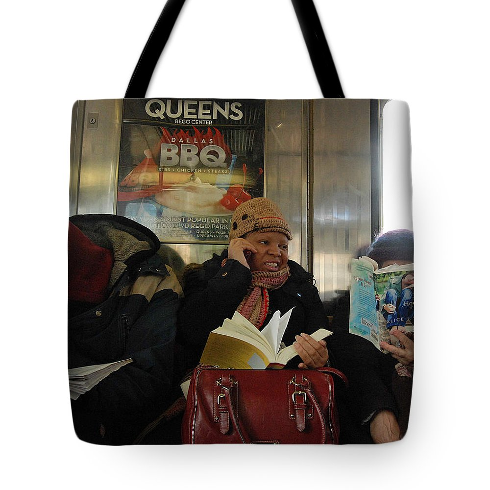 New Tote Bag featuring the photograph How Sweet It Is by Philip Ralley