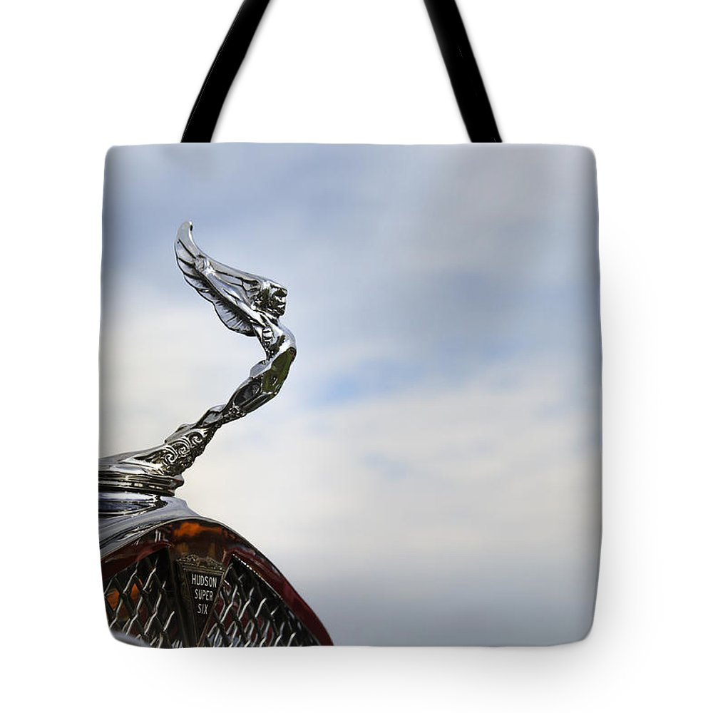 Hudson Tote Bag featuring the photograph Hudson by Jack R Perry
