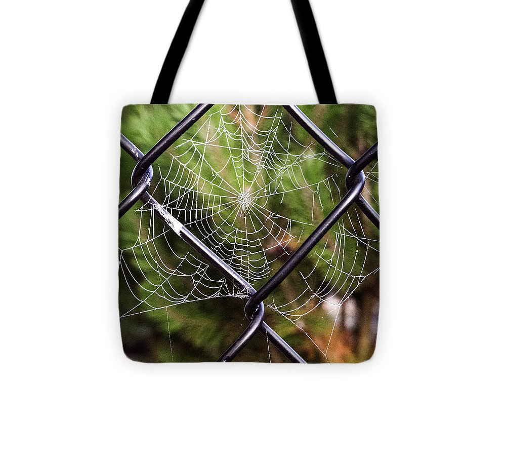 Landscape Tote Bag featuring the photograph I'm Waiting by Jo-Anne Gazo-McKim