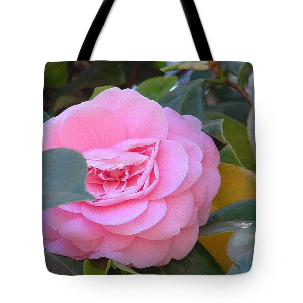 Flower Tote Bag featuring the photograph Imperfect Beauty by Lorna Hooper