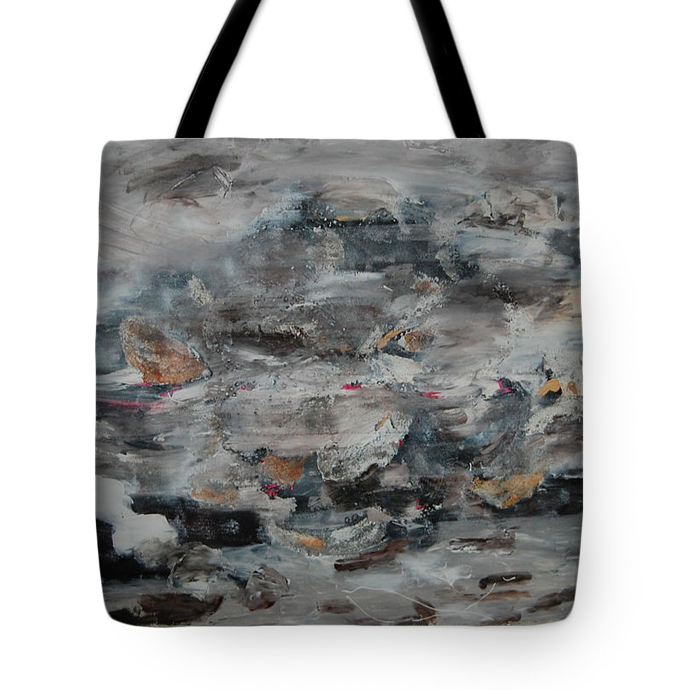 Love Tote Bag featuring the painting In Nature With Love by Sirenes