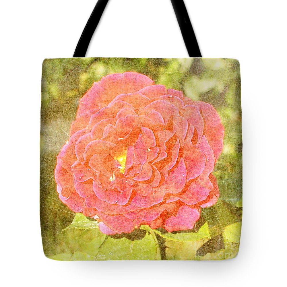 Summer Tote Bag featuring the photograph In The Hot Hot Sun by Alys Caviness-Gober