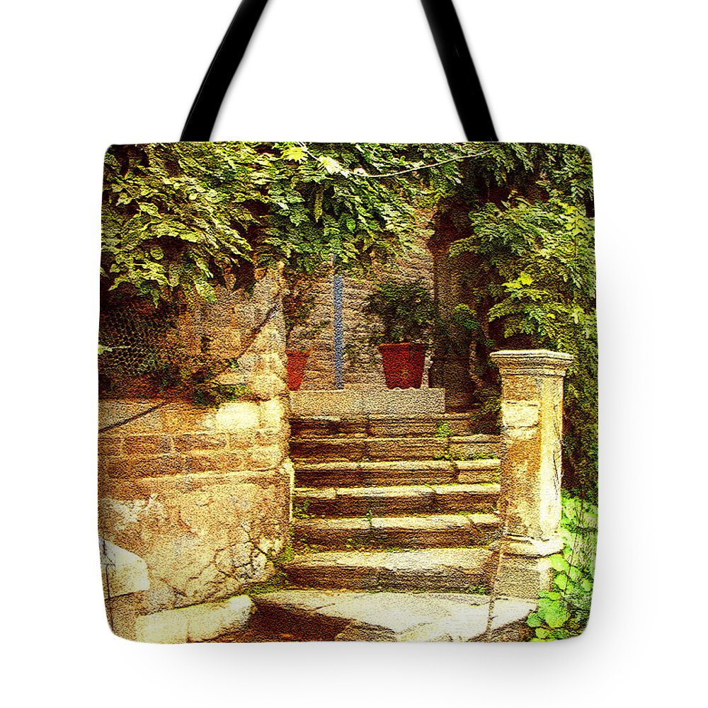 India Tote Bag featuring the photograph Indian Institute Of Advanced Study by Prajakta P