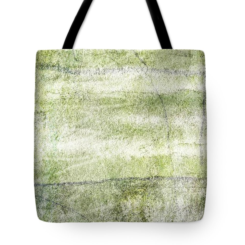 Brett Tote Bag featuring the digital art Indwell by Brett Pfister