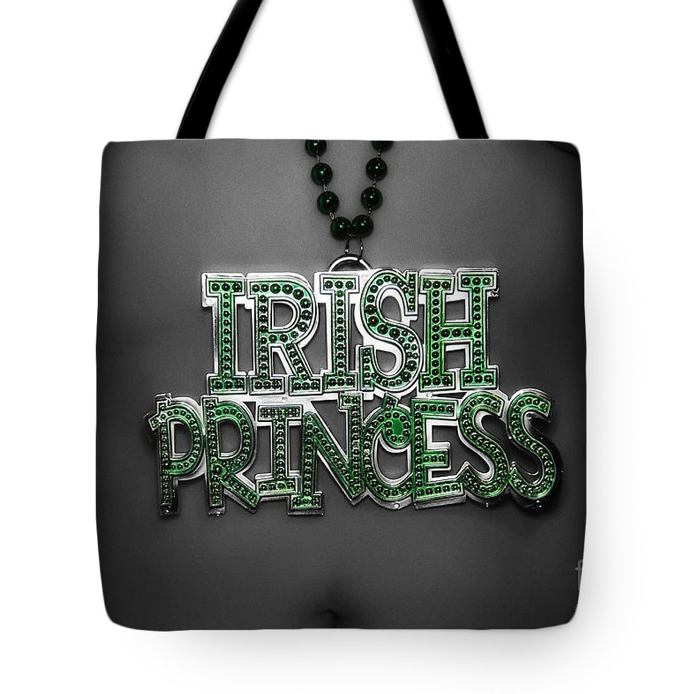 Irish Princess Tote Bag featuring the photograph Irish Princess by Rick Kuperberg Sr