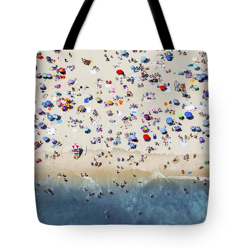 Active Tote Bag featuring the photograph Island Beach State Park by Mike Raabe